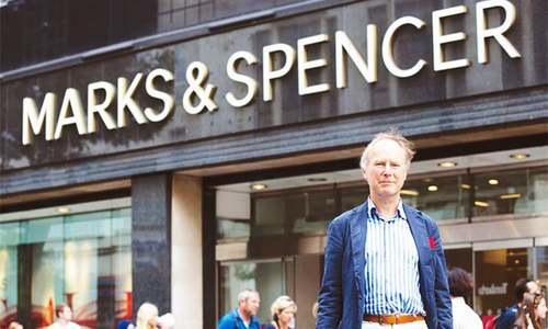 UK retailer M&S to shut more than 100 stores