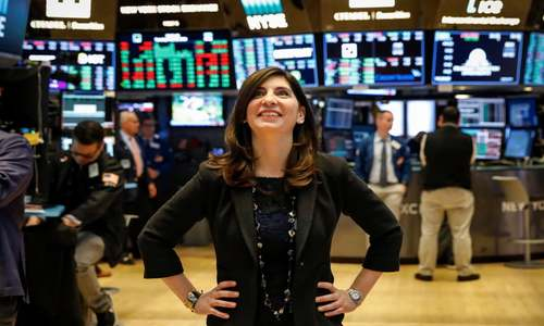 For the first time in 226 years, woman to lead NYSE