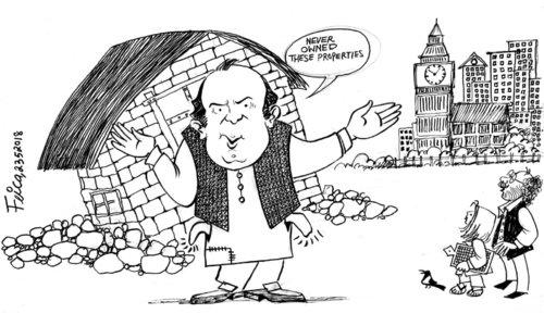 Cartoon: 23 May, 2018