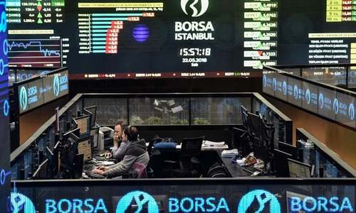 Turkish lira hits record low against the dollar