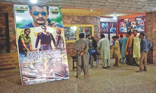 Once thriving spaces for escapism, Karachi's single-screen cinemas are a dying breed