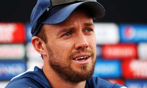 Shock as South Africa's AB de Villiers retires from international cricket