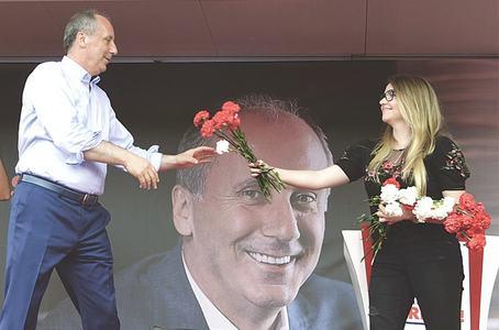 Leftist firebrand seeks to end Turkey opposition's losing streak