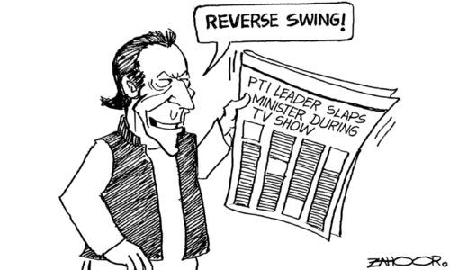 Cartoon: 24 May, 2018