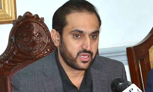 Names of Balochistan's caretaker CM under consideration: Bizenjo