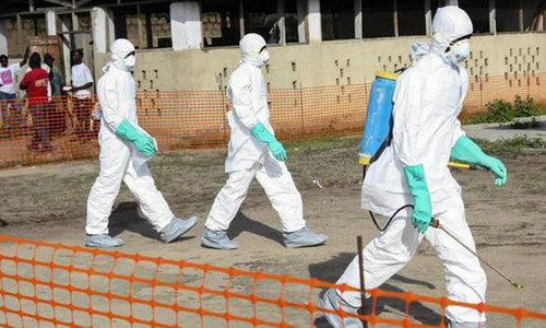DR Congo Ebola outbreak on 'epidemiological knife edge', warns WHO