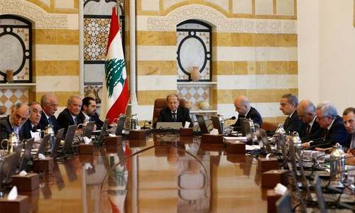 Lebanese parliament re-elects Hezbollah ally as speaker