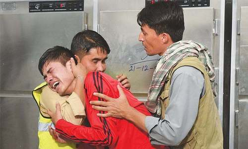 'More than 3,000 Hazaras killed since Sept 11, 2011'
