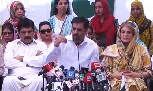 PTI leader Fauzia Kasuri switches loyalties to join PSP