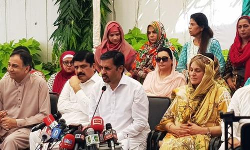 Former PTI leader Fauzia Kasuri joins Pak Sarzameen Party