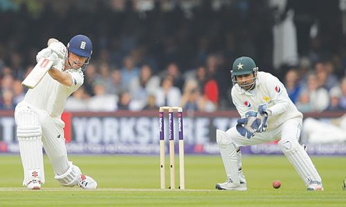 Abbas, Hasan on song as Pakistan bowl England out cheaply