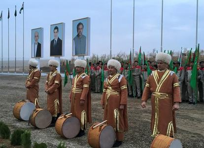 Turkmenistan says it's close to securing Tapi pipeline financing