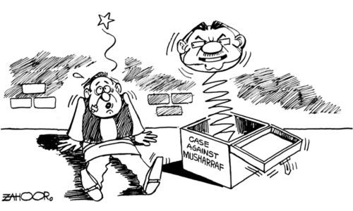 Cartoon: 25 May, 2018
