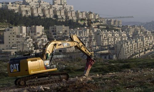Israel to build 2,500 more settler homes in occupied West Bank
