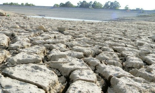 Water crisis looms as Khanpur Dam drying up
