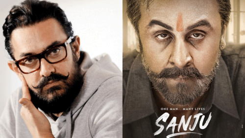 Aamir Khan reveals why he refused a role in Sanju
