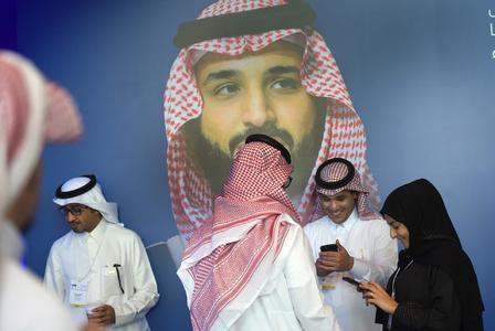 Is the Saudi crown prince's 'new kingdom' one in which women are entitled to drive but not to speak?