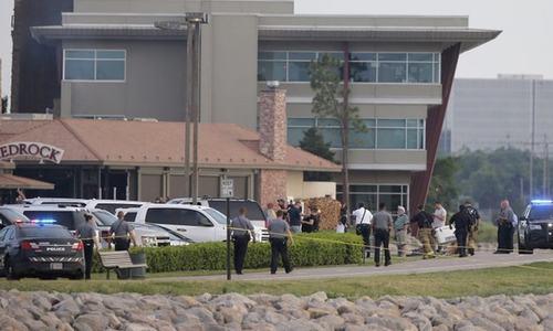 امریکا: مسلح شہری کی فائرنگ سے شوٹر ہلاک