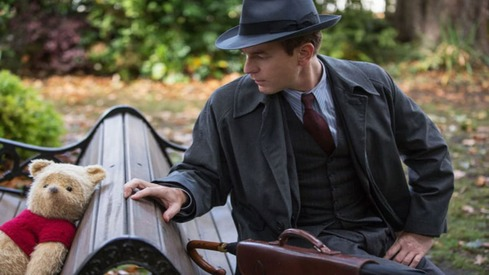 Winnie the Pooh enters our world in the new Christopher Robin trailer