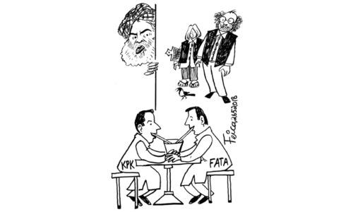 Cartoon: 26 May, 2018