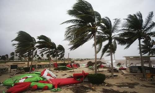 Cyclone Mekunu subsides after lashing Oman, killing 2
