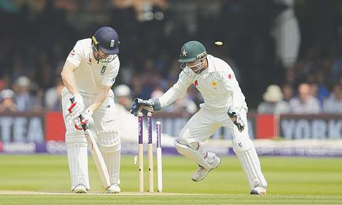 Buttler, Bess keep England's hopes alive at Lord's