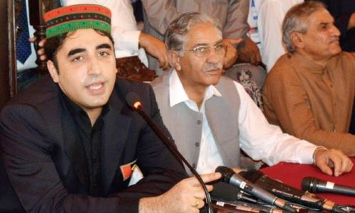Bilawal reviews Sindh government's five-year performance
