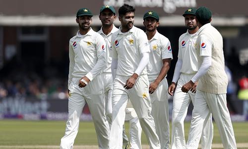 لارڈز ٹیسٹ پاکستان کے نام، انگلینڈ کو 9 وکٹوں سے شکست