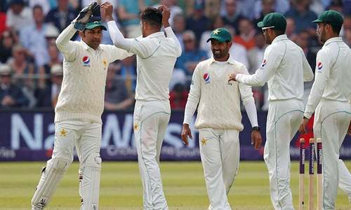 Pakistan cruise to victory against England at Lord's