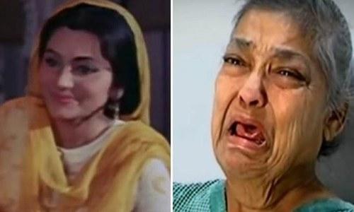 بچوں کے مظالم کی شکار فلم پاکیزہ کی اداکارہ چل بسی