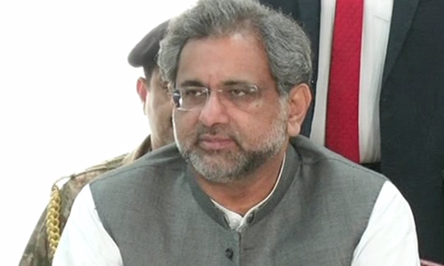 As government departs, PM Abbasi presents rundown of PML-N's five-year performance