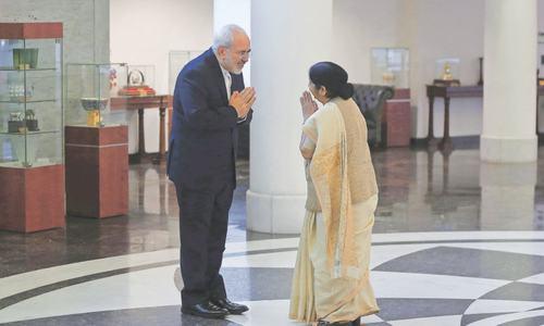 India to ignore US sanctions on Iran, Venezuela, says FM