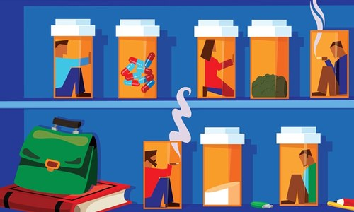 Students' drug use: Do we know what we're talking about?