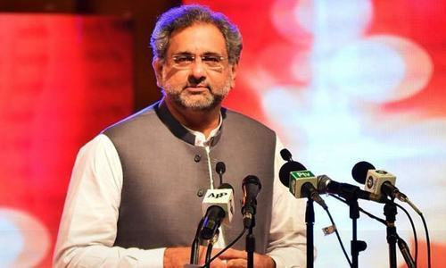 Media censorship is never in country's interest, says PM Abbasi