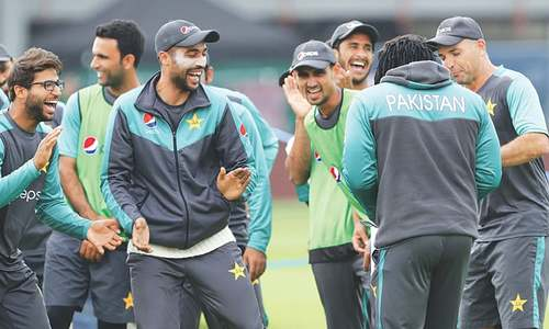 Pakistan look to perform 'better than Lord's' as England seek to save series