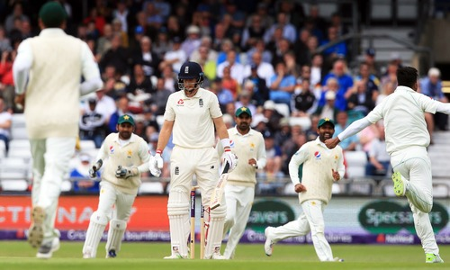Headingley Test: Bess, Buttler guide England to 128-lead against Pakistan
