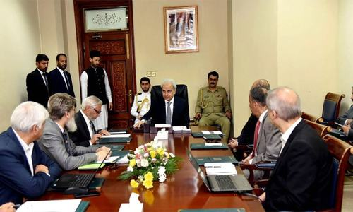 Caretaker PM directs power ministry to curtail losses