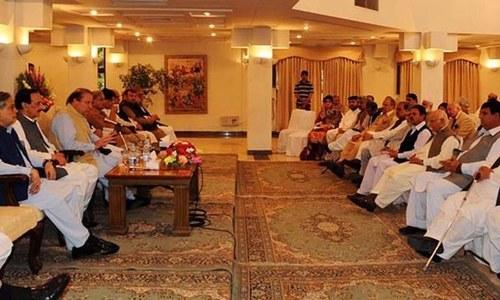 Proposal to field PML-N leadership in multiple constituencies