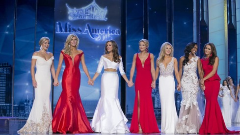 Miss America pageant ends its swimsuit and ball gown competition