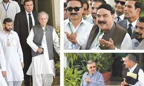 CJP insists Nawaz attend Asghar Khan case hearing