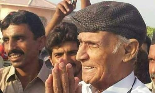 Awami Tehreek founder Rasool Bux Palijo passes away in Karachi