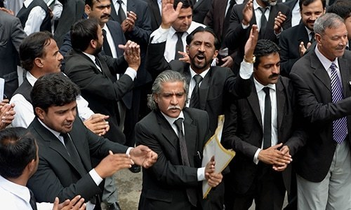 LHCBA adopts resolution for SC full bench to devise suo motu rules