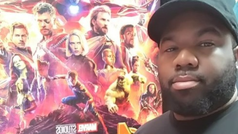 Marvel fan watches Infinity War over 40 times, gets invited to Avengers 4 premiere