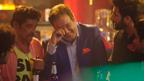 The trailer for Javed Sheikh's Jackpot is out now