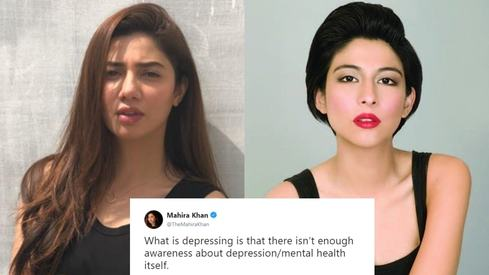 Pakistani celebs are finally opening up about depression