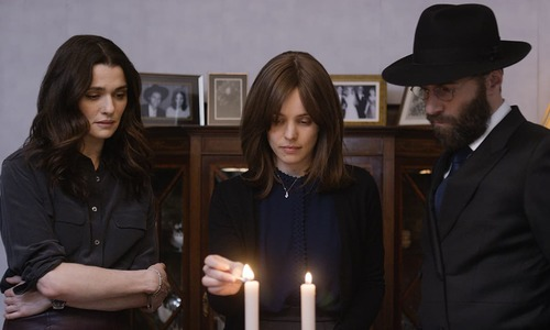 Disobedience: A movie about desire and duty