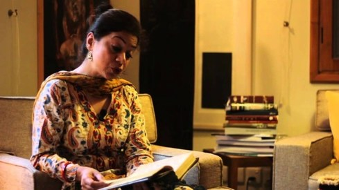 Mahvash Faruqi, co-founder of Zambeel Dramatic Readings, passes away
