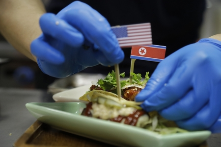 Trump-Kim summit: a chance for Singapore to showcase its food