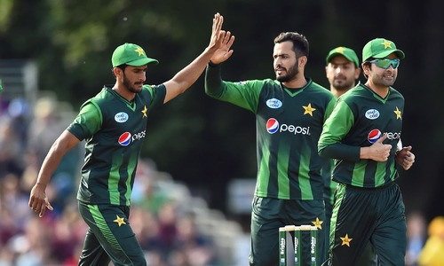 Pakistan avoid fresh Scotland giant-killing