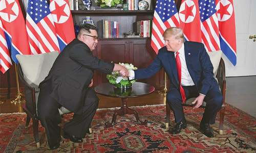 Trump-Kim summit heavy on promises, light on substance